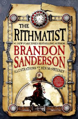 Cover image for The Rithmatist