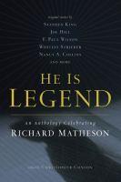 He Is Legend