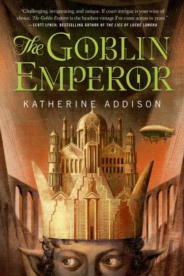 Cover image for The Goblin Emperor