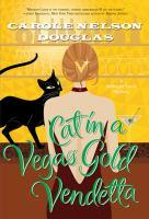 Cat in A Vegas Gold Vendetta