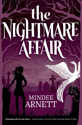 The Nightmare Affair (The Arkwell Academy, #1) cover