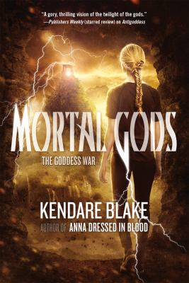 Cover image for Mortal Gods