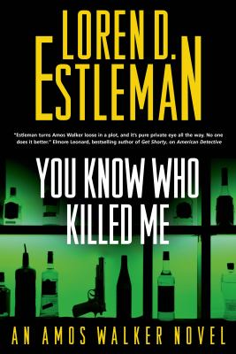 Cover image for You Know Who Killed Me