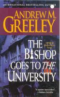 The Bishop Goes to the University