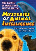 Mysteries of Animal Intelligence