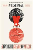 Cover of A Darker Shade of Magic by Victoria Schwab