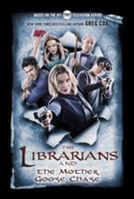 Cover image for The Librarians and the Mother Goose Chase