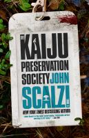 Cover of The Kaiju Preservation Soc