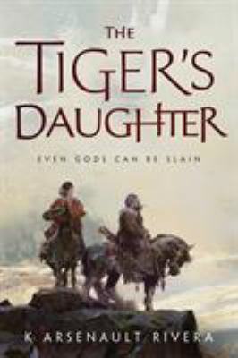 Cover image for The Tiger's Daughter