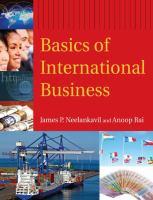 Basics of International Business
