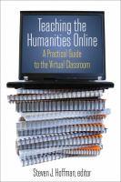 Teaching the Humanities Online