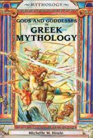 Gods and Goddesses in Greek Mythology