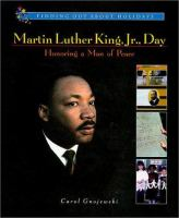 Martin Luther King, Jr., Day
