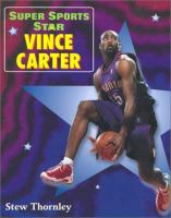 Super Sports Star Vince Carter