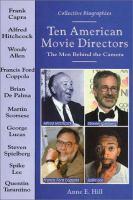 Ten American Movie Directors