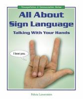 All About Sign Language