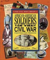 African-American Soldiers in the Civil War