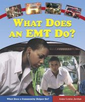 What Does An EMT Do?