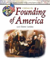 Celebrate the Founding of America With Elaine Landau