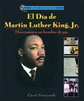 El día de Martin Luther King, Jr