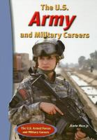 The U.S. Army and Military Careers