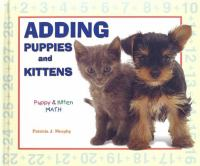 Adding Puppies and Kittens