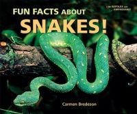 Fun Facts About Snakes!