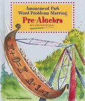 Amusement Park Word Problems Starring Pre-algebra