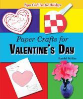 Paper Crafts for Valentine's Day