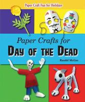 Paper Crafts for Day of the Dead