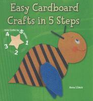 Easy Cardboard Crafts in 5 Steps