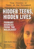 Hidden Teens, Hidden Lives