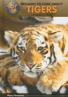 Top 50 Reasons to Care About Tigers