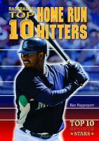 Baseball's Top 10 Home Run Hitters