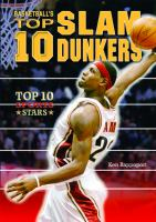 Basketball's Top 10 Slam Dunkers