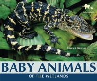 Baby Animals of the Wetlands