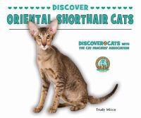 Discover Oriental Shorthair Cats