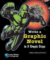 Write A Graphic Novel in 5 Simple Steps