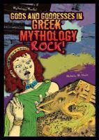 Gods and Goddesses in Greek Mythology Rock!