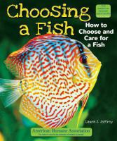 Choosing A Fish