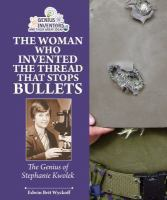 The Woman Who Invented the Thread That Stops Bullets