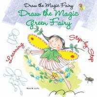 Draw the Magic Green Fairy