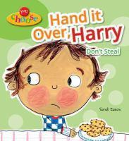 Hand It Over, Harry