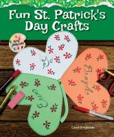 Fun St. Patrick's Day Crafts