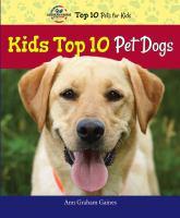 Kids Top 10 Pet Dogs