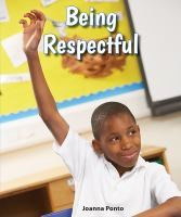 Being Respectful