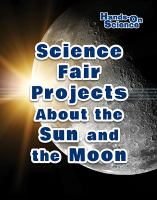 Science Fair Projects About the Sun and the Moon