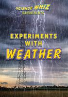 Experiments With Weather