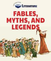 Fables, Myths, and Legends