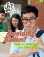 Avoiding Bullies?